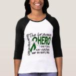 Bravest Hero I Ever Knew Liver Cancer Shirt