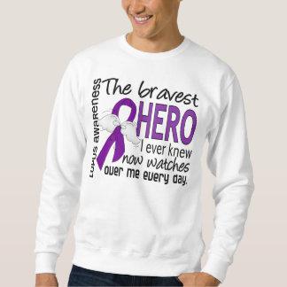 Bravest Hero I Ever Knew Lupus Sweatshirt