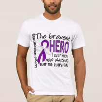 Bravest Hero I Ever Knew Lupus T-Shirt