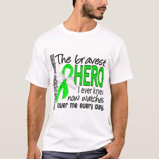 Bravest Hero I Ever Knew Muscular Dystrophy T-Shirt