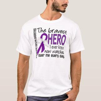 Bravest Hero I Ever Knew Pancreatic Cancer T-Shirt