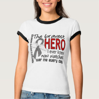 Bravest Hero I Ever Knew Parkinson's Disease T-Shirt