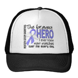 Bravest Hero I Ever Knew Prostate Cancer Trucker Hat