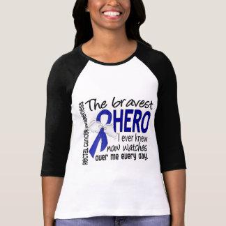 Bravest Hero I Ever Knew Rectal Cancer T-Shirt