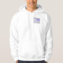 Bravest Hero I Ever Knew Stomach Cancer Hoodie
