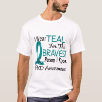 Bravest Person I Know PKD T-Shirt