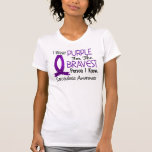 Bravest Person I Know Sarcoidosis T Shirt