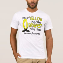 Bravest Person I Know Sarcoma T-Shirt