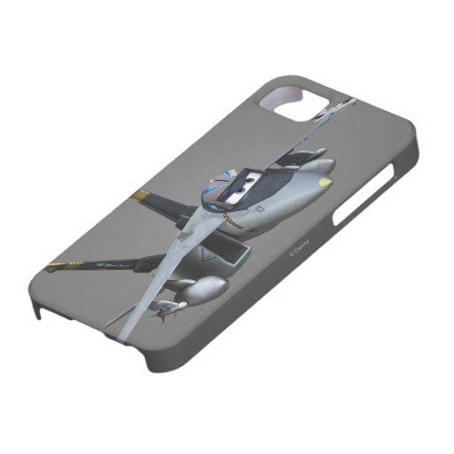 Bravo 1 iPhone 5 Case-Mate protector
