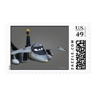 Bravo 1 postage stamp