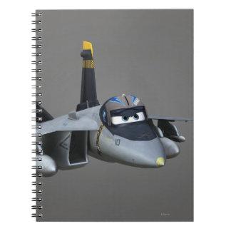 Bravo 1 spiral notebook