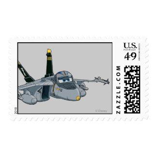 Bravo 2 postage stamp