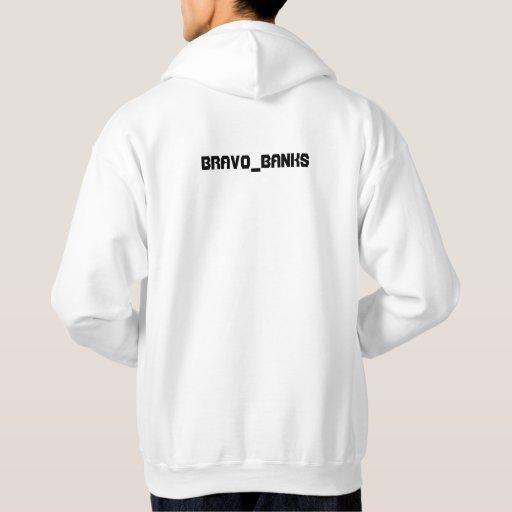 Bravo Banks sweatshirt. Sweatshirt