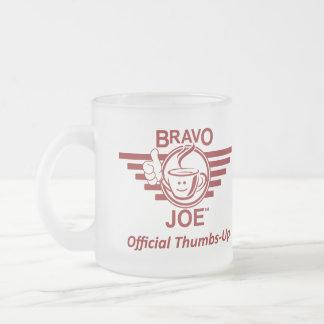Bravo Joe Official Thumbs-Up Coffee Mug