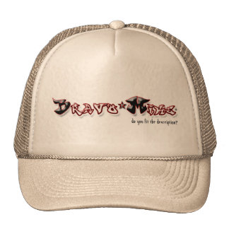 BRAVO MIKE cap Trucker Hat