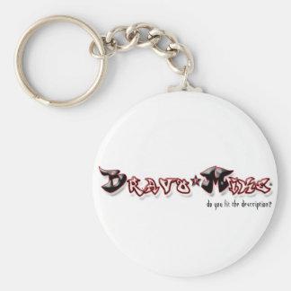 BRAVO MIKE keychain