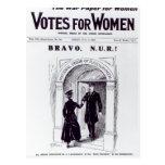 ¡Bravo, N.U.R! , portada de los 'votos para Tarjetas Postales