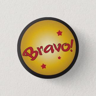 BRAVO recognition and appreciation Button