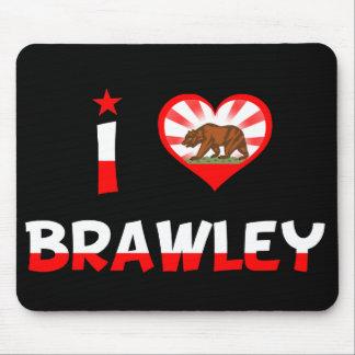 Brawley, CA Tapete De Ratones
