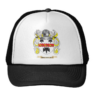 Brawley Coat of Arms (Family Crest) Trucker Hat