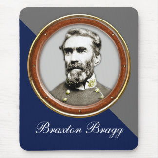Braxton Bragg Mouse Pad