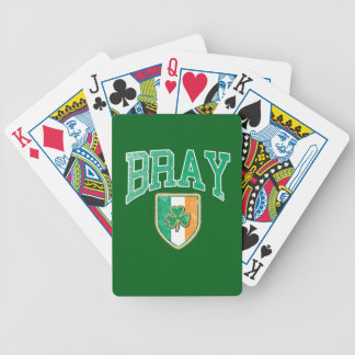 BRAY, Ireland Bicycle Playing Cards