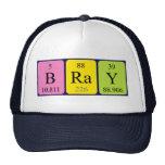Bray periodic table name hat