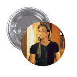Bray The Tribe 1 Inch Round Button