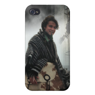 Bray The Tribe iPhone 4 Cases