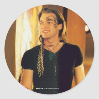 Bray The Tribe Classic Round Sticker