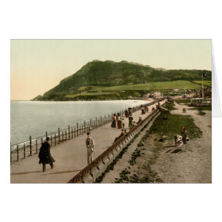 Bray Vintage Photo Greeting Card