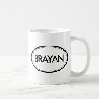 Brayan Coffee Mug
