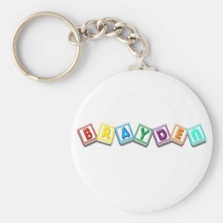 Brayden Keychain