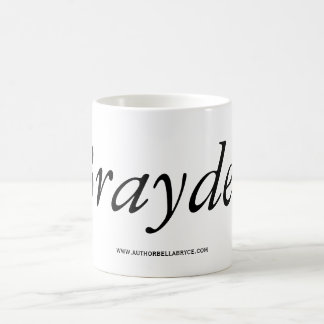 'Brayden' mug