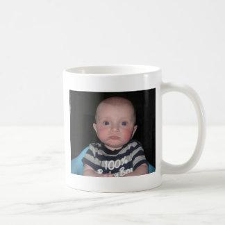 Brayden's Spit Bubbles Classic White Coffee Mug