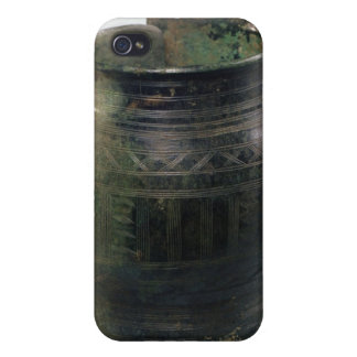 Brazal formado barril, cultura de Hallst iPhone 4/4S Carcasa