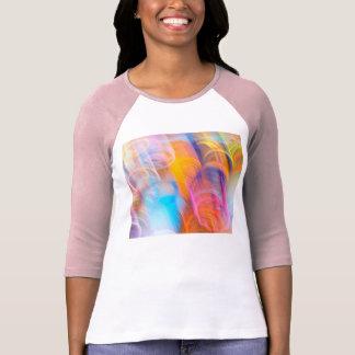 """Brazaletes"" a las señoras futuras 3/4 camiseta de"