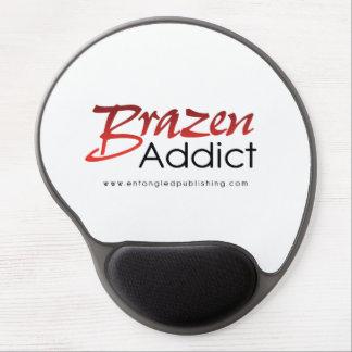 Brazen Addict mousepad Gel Mouse Pad
