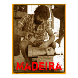 Brazil 1980: Madeira Postcard