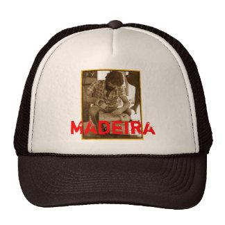 Brazil 1980: Madeira Trucker Hat
