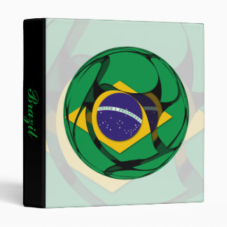 Brazil 1 3 ring binder
