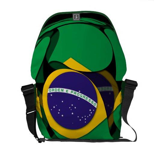 Brazil #1 commuter bags
