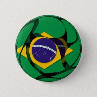 Brazil 1 pinback button