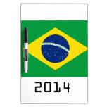 brazil 2014 pizarra