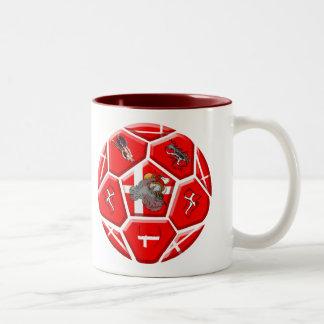 Brazil 2014 world cup Soccer Denmakr 2012 euro Mugs