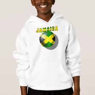 Brazil 2014 World Cup Soccer Jamaica Reggae Boyz Hoodie
