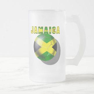 Brazil 2014 World Cup Soccer Jamaica Reggae Boyz Coffee Mug