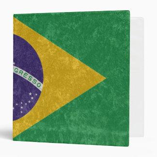 Brazil 3 Ring Binder