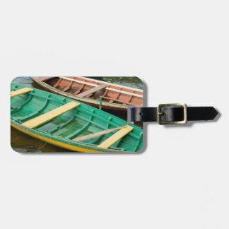 Brazil, Amazon, Alter Do Chao 2 Travel Bag Tags