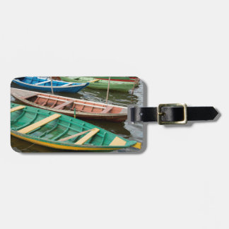 Brazil, Amazon, Alter Do Chao Luggage Tag